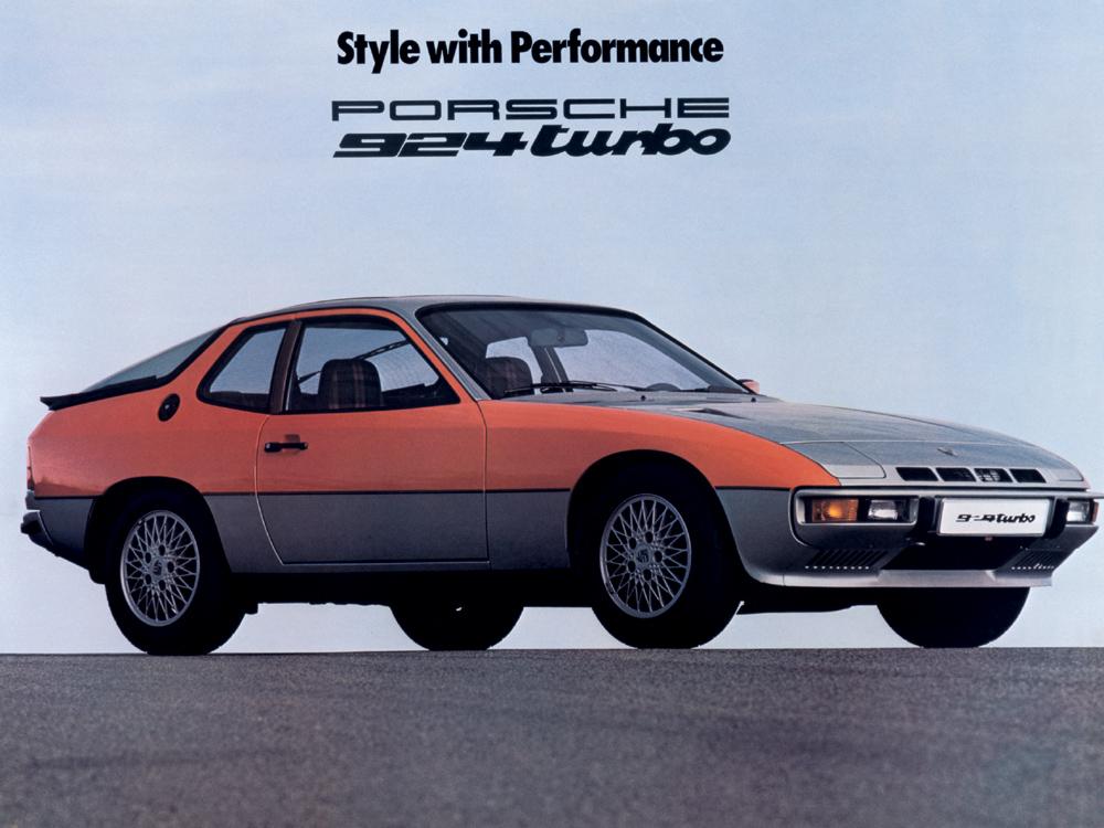 Boudée, la 924 turbo ? Le bi-colorisme n'aide pas !