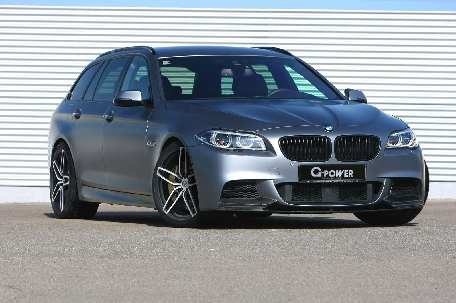 G-POWER BMW M550d -1