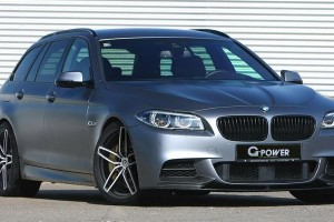 G-POWER BMW M550d -1s