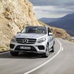 Mercedes GLE-19
