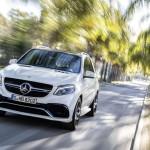 Mercedes GLE-30