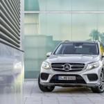 Mercedes GLE-8