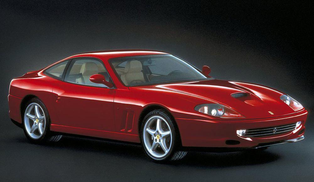 Ferrari-550-Maranello