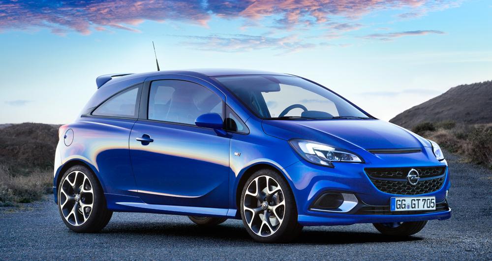 Opel-Corsa-OPC-statique