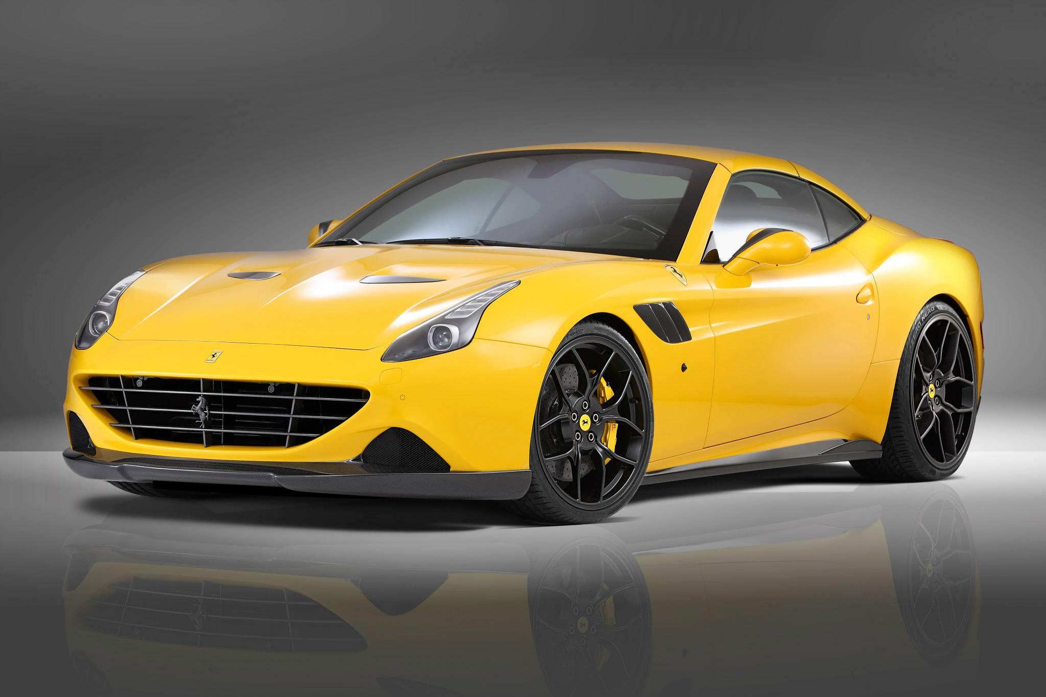 Novitec Rosso Ferrari California T -13