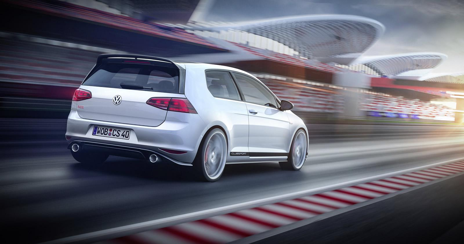 Volkswagen Golf GTI Clubsport-2