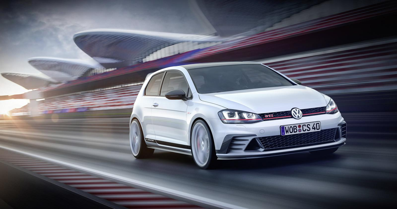 Volkswagen Golf GTI Clubsport-4
