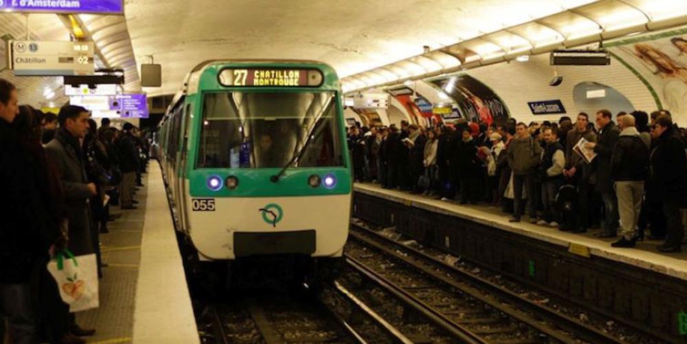 metro quai